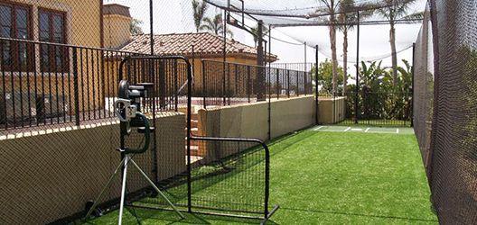 Nexcourt Baseball Cage